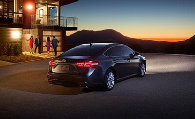 2015 Toyota Avalon Hampton VA   Exterior And Interior