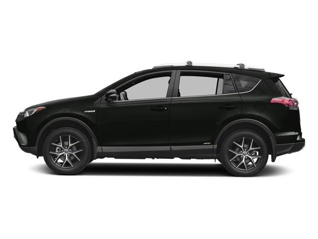 2018 Toyota Rav4 Hybrid Se Toyota Dealer Serving Hampton