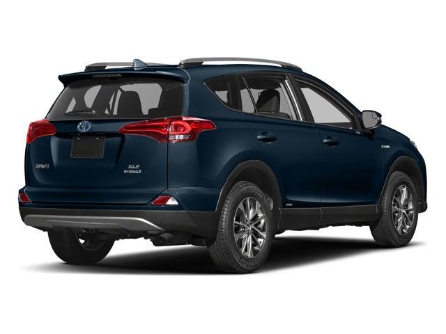 2018 Toyota Rav4 Hybrid Xle Toyota Dealer Serving