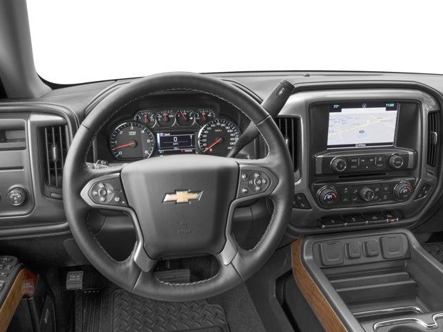 2017 Chevrolet Silverado 1500 Ltz 2lz In Hampton Va Priority Toyota