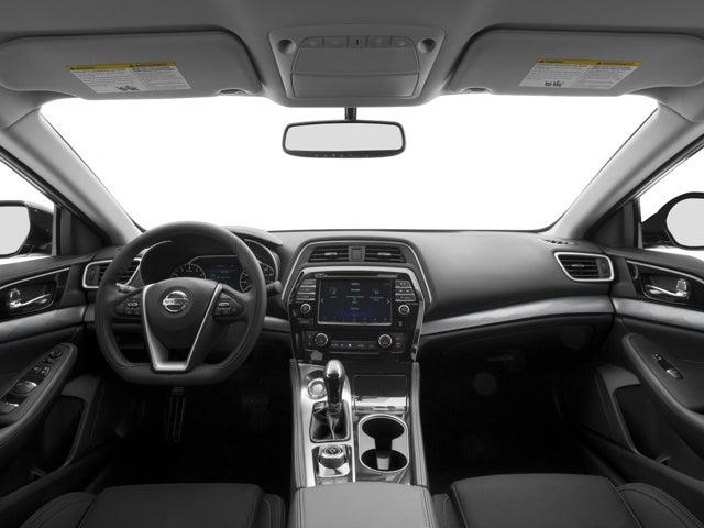 2017 Nissan Maxima Sr Sedan Hampton Va Area Toyota