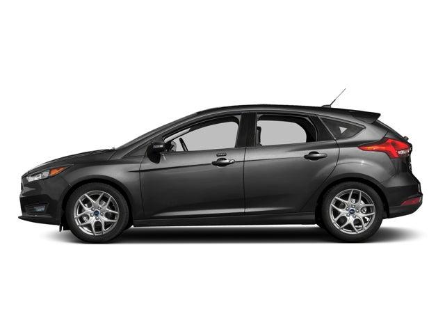 2016 Ford Focus Se Hatchback In Hampton Va Priority Toyota