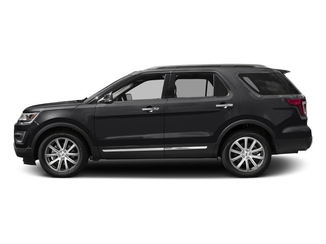 2017 Ford Explorer Limited Hampton Va Area Toyota Dealer
