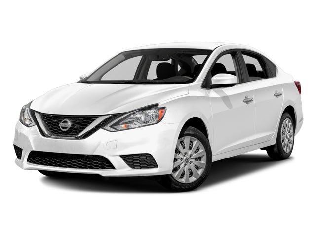 2016 Nissan Sentra Sr Sedan In Hampton Va Priority Toyota