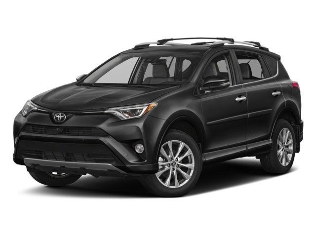 2017 Toyota Rav4 Platinum Toyota Dealer Serving Hampton