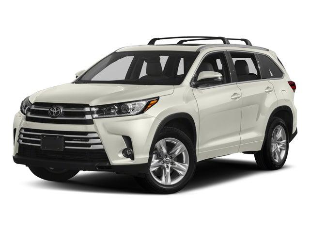 2018 Toyota Highlander Limited In Hampton, VA   Priority Toyota Hampton