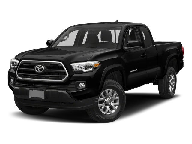 2018 Toyota Tacoma Sr5 Toyota Dealer Serving Hampton Va