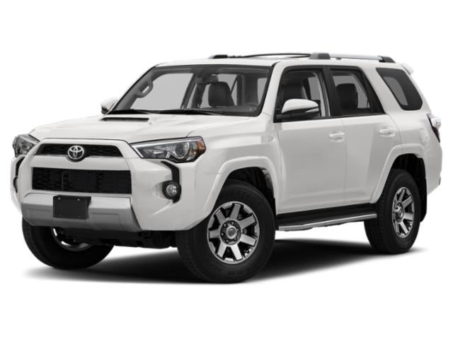 White Toyota 4runner >> 2019 Toyota 4runner Trd Off Road Premium