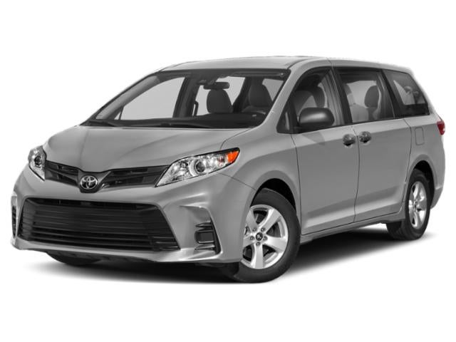 9fb6c96e1f6b53 2019 Toyota Sienna SE - Toyota dealer serving Hampton VA – New and ...
