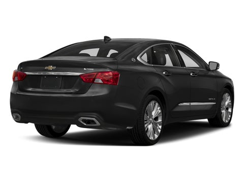 2018 Chevrolet Impala Premier 2LZ - Hampton VA area Toyota