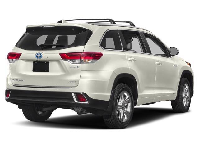 2019 Toyota Highlander Hybrid Xle In Hampton Va Priority