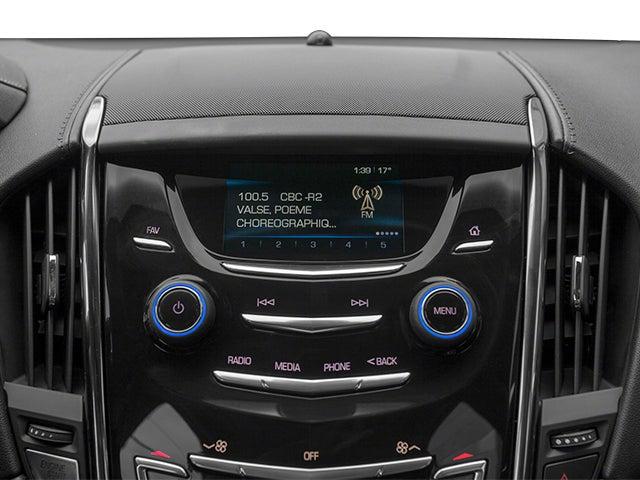 2013 Cadillac Ats 2.0 L Turbo >> 2013 Cadillac Ats 2 0l Turbo Luxury