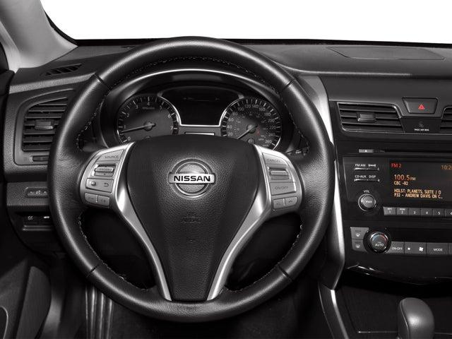 2015 Nissan Altima Sv >> 2015 Nissan Altima 2 5 Sv Sedan