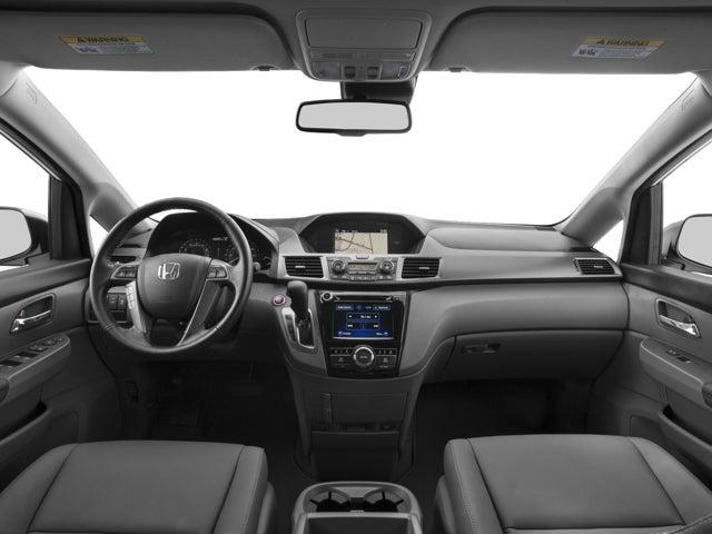 2016 Honda Odyssey Ex L Minivan Van In Hampton Va Priority Toyota