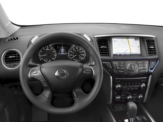 2016 Nissan Pathfinder Sl Suv In Hampton Va Priority Toyota