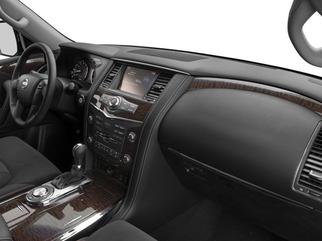 2017 Nissan Armada Sv Hampton Va Area Toyota Dealer