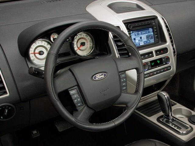2010 Ford Edge Limited Suv In Hampton Va Priority Toyota