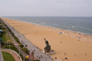 With More Than 3 300 Miles Of S Along The Atlantic Ocean Virginia Is Home To Plenty Beaches Newport News A Fun Part State Visit
