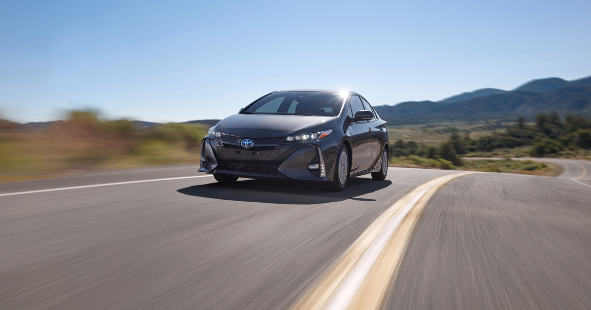 Electric Car Tax Credits And The 2018 Toyota Prius Prime