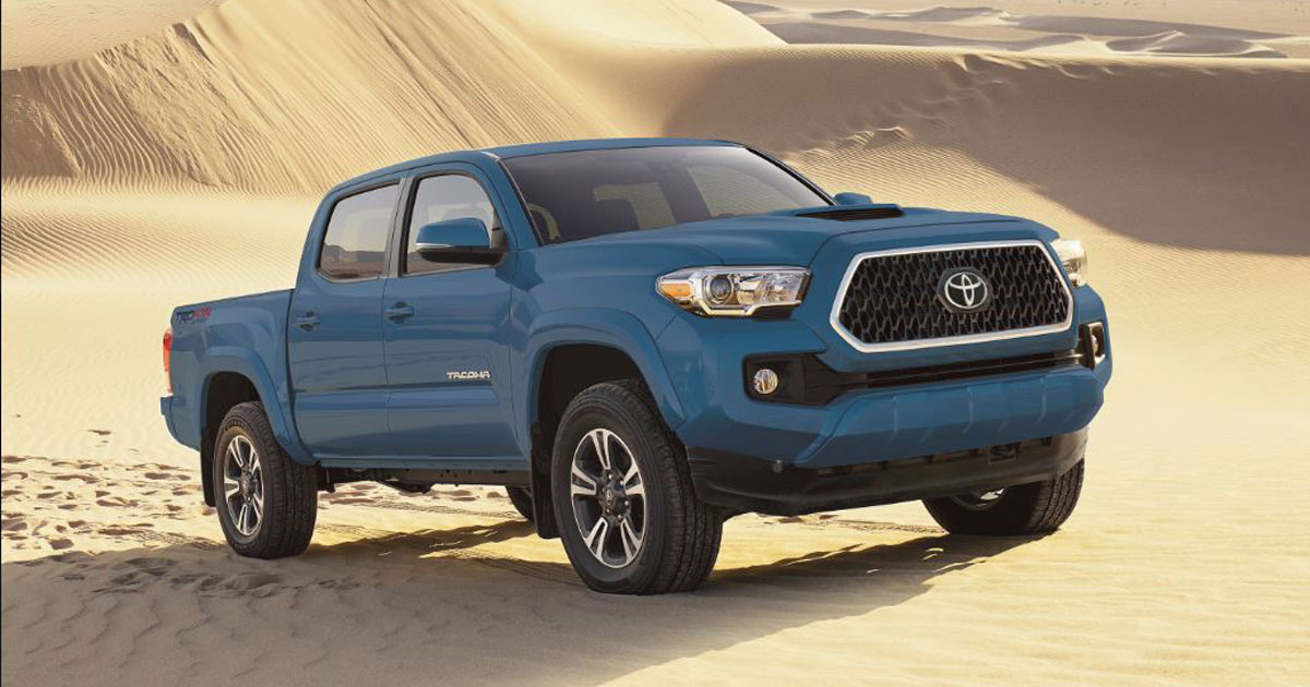 Priority Toyota Hampton >> Which 2019 Toyota Tacoma Trim Is the Best Option for You ...