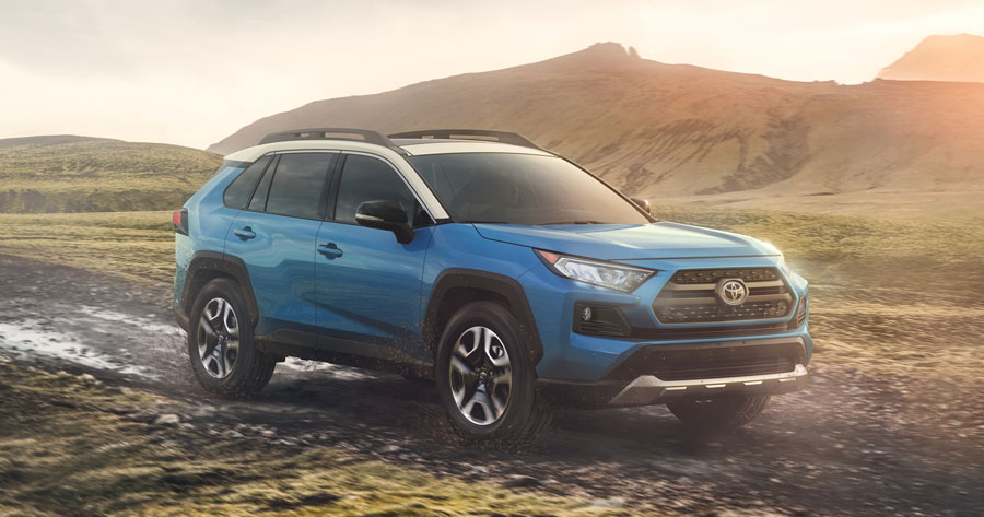 Priority Toyota Hampton >> Check Out the Available Trims for the 2019 Toyota RAV4 ...